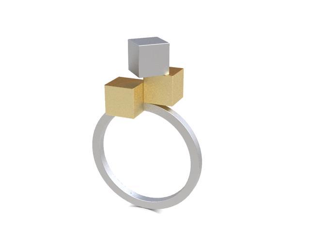 cubos-plata-blanca-y-oro-anillo-pequeno-01
